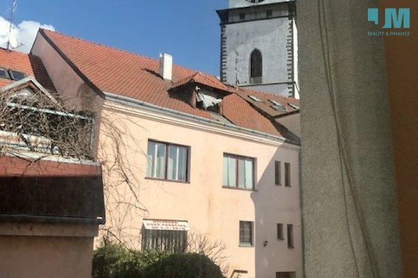 Pronájem, Kanceláře, 30m² - Třebíč - Komenského náměstí
