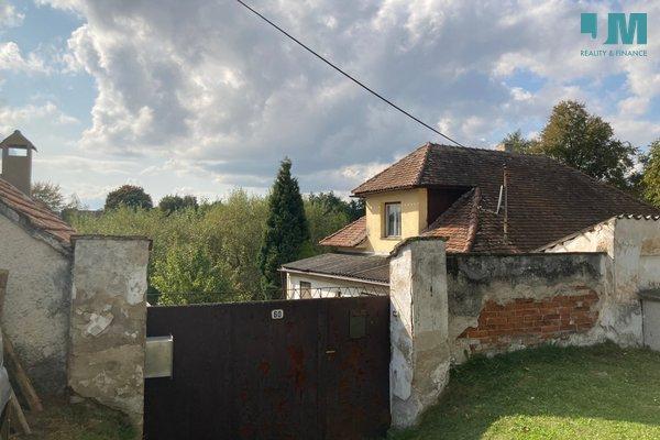 Prodej, Rodinné domy, zahrada 957 m² - Nové Syrovice