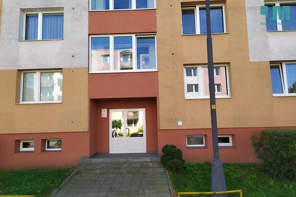 Pronájem, Byty 1+1, 54 m² - Třebíč - Nové Dvory