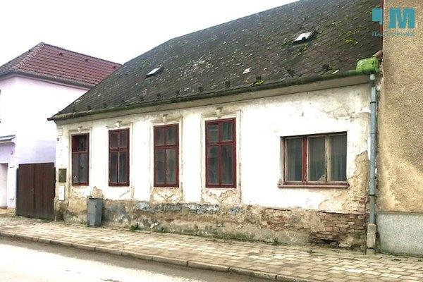 Prodej, Rodinné domy, 90m² - Okříšky, pozemek 724 m2