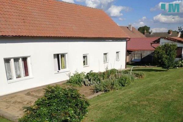 Prodej, Rodinné domy, 1345 m² - Jakubov u Moravských Budějovic, stavební parcela