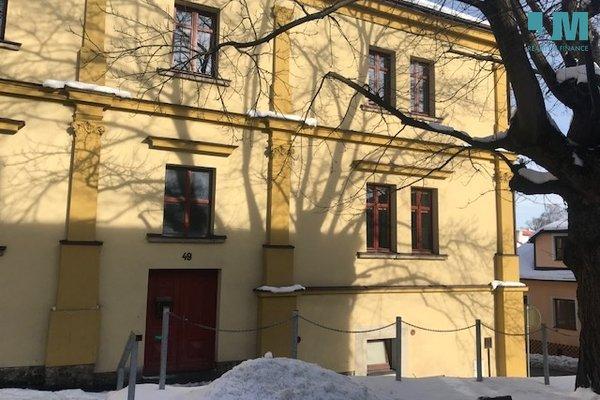 Prodej, Byty 3kk, 86 m² - Chotěboř, sklep, půda