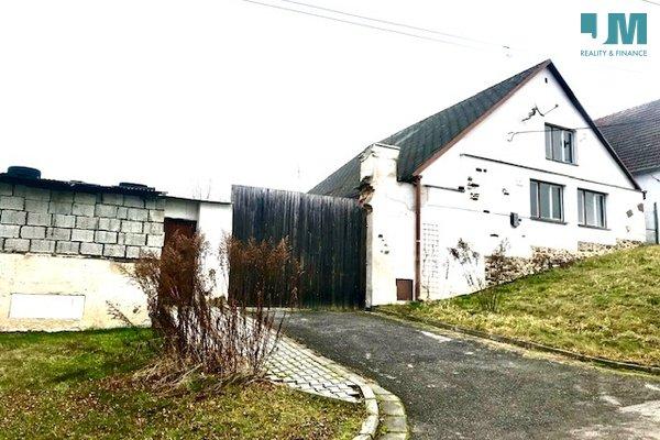 Prodej, Zemědělská usedlost, 200m² - Čížov u Jihlavy, pozemek 2 902 m2