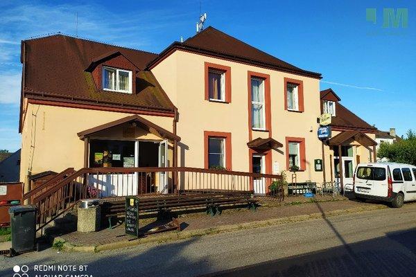 Prodej, Restaurace, Obchod, Penzion, Byty, RD, Ubytování,  500 m² - Řásná u Telče
