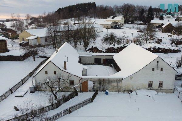 Prodej, Zemědělská usedlost, 290m² - Horní Němčice 3470 m2