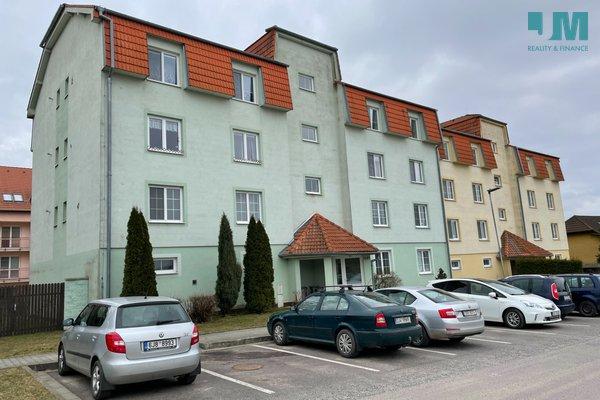 nabízí, prodej, byty 2+kk Na Výsluní, Moravské Budějovice