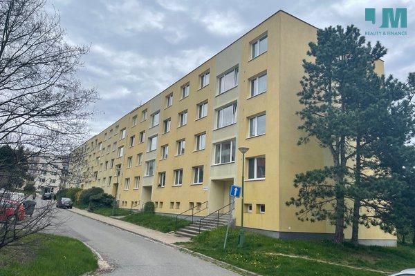 nabízí, pronájem, byty 1+1 Kyjevská, Třebíč - Nové Dvory