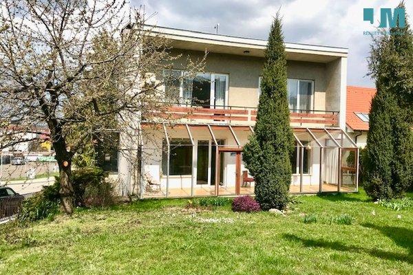 Prodej, Rodinné domy, 400 m² - Moravské Budějovice, pozemek 636 m2