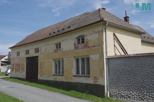 Prodej, rodinný dům, pozemek 1.550 m2 - Číměř