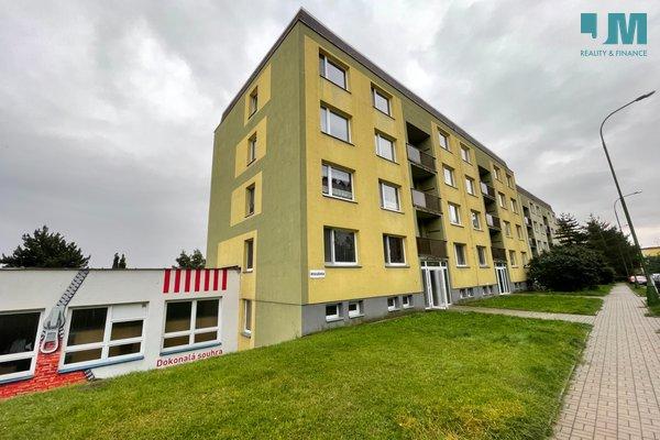 nabízí, pronájem, byty 2+1 Mikuláškova, Třebíč - Nové Dvory