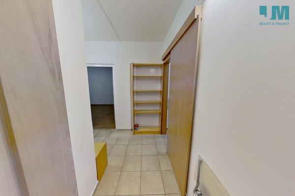 nabízí, pronájem, byty 3+1 Maxima Gorkého, Třebíč - Nové Dvory
