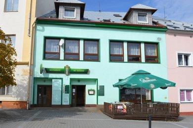 Prodej komerční nemovitosti - Restaurace Na Kavárně, 670m² v  Horním Benešově, Ev.č.: 00097