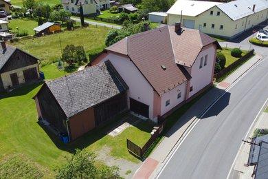 Prodej dvougeneračního rodinného domu v Branticích u Krnova, Ev.č.: 00109