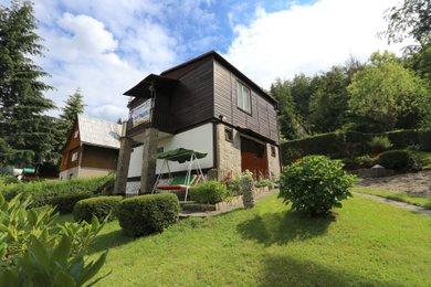 Prodej rekreační chaty v lukrativní části Trojanovic v Beskydech, Ev.č.: 00110