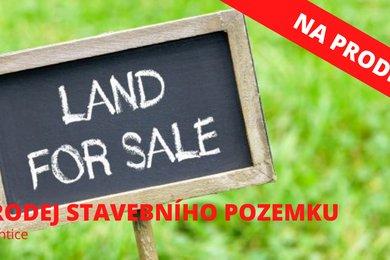 Prodej stavebního pozemku v Branticích, Ev.č.: 00120