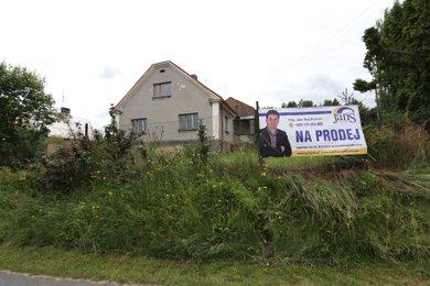 Prodej rodinného domu se stodolou a velkým pozemkem v obci Sosnová, Ev.č.: 00122