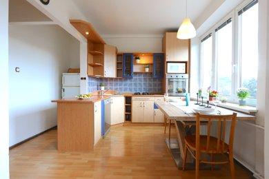 Prodej cihlové bytové jednotky 3+1 v Krnově v centru na ulici Vodní, Ev.č.: 00123