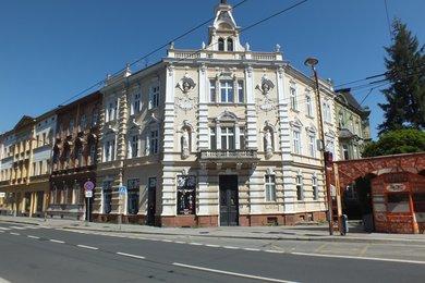 Prodej cihlové bytové jednotky o dispozici 2+1 v širším centru Opavy, Ev.č.: 00127