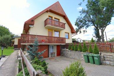 Prodej zavedeného penzionu nebo rodinného domu v Krnově, městská část Chomýž, Ev.č.: 00132