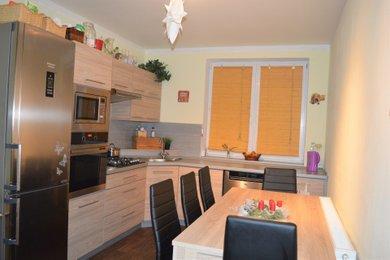 Pronájem cihlového bytu 3+kk, 48 m² - Krnov, Příční, Ev.č.: 00017