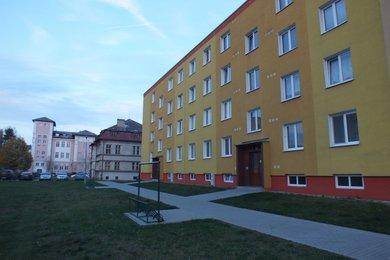 Prodej bytové jednotky o dispozici 2+1 v osobním vlastnictví v Krnově na ulici I. P. Pavlova, Ev.č.: 00054