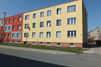 Prodej bytové jednotky o dispozici 3+1 v osobním vlastnictví v Městě Albrechticích, Ev.č.: 00078
