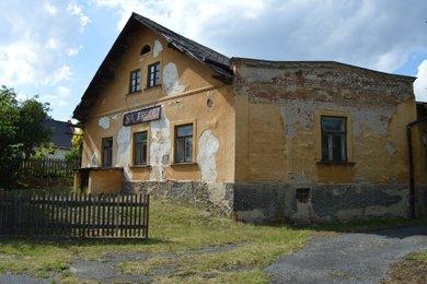 Prodej domu, 303m² v obci Býkov, Ev.č.: 00082