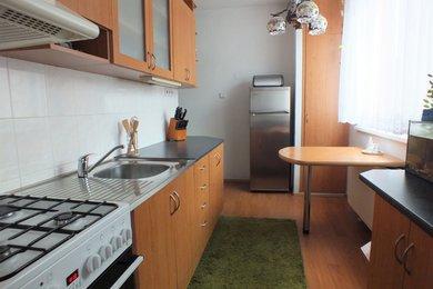 Prodej bytové jednotky o dispozici 3+1 v družstevním vlastnictví v Bruntále na ulici Květná, Ev.č.: 00095