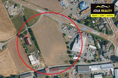 Prodej, Pozemky pro komerční výstavbu, 11039m² - Opava - Jaktař, Ev.č.: 00566