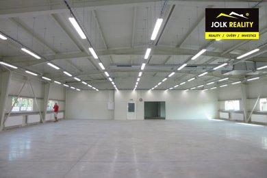 Pronájem, Výroba, 1100m² - Opava - Kateřinky, Ev.č.: 00134