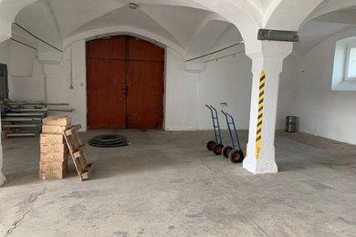 Pronájem, Sklady, 1050m² - Velké Hoštice, Ev.č.: 00151
