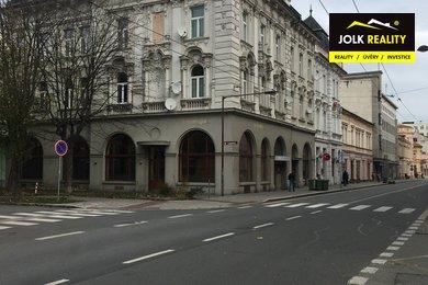 Pronájem, Obchodní prostory, 100m² - Opava - Předměstí, Ev.č.: 00256