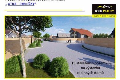 Prodej, Pozemky pro bydlení, 694m² - Otice, Ev.č.: 00274