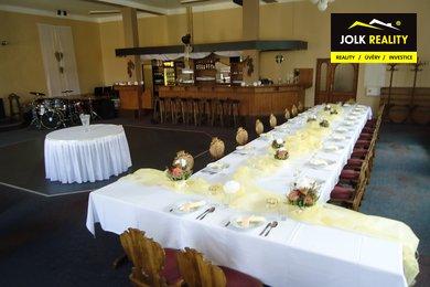 Pronájem, Restaurace, 1015m² - Slavkov, Ev.č.: 00290