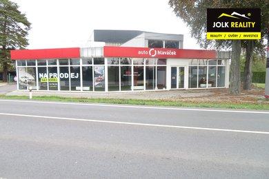 Prodej, Obchodní prostory, 240m² - Opava - Komárov, Ev.č.: 00327