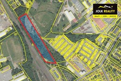 Prodej, Pozemky pro komerční výstavbu, 10011m² - Opava - Předměstí, Ev.č.: 00329