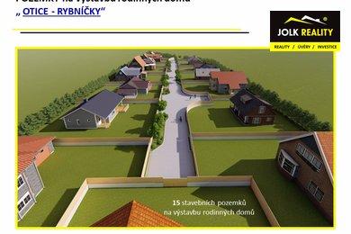 Prodej, Pozemky pro bydlení, 769m² - Otice, Ev.č.: 00330