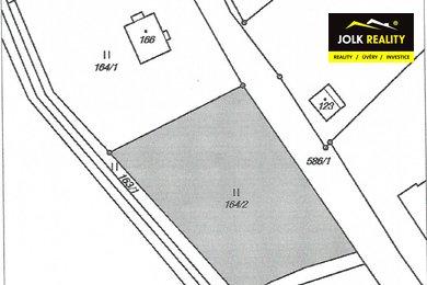 Prodej, Pozemky pro bydlení, 1422m² - Holčovice - Komora, Ev.č.: 00370