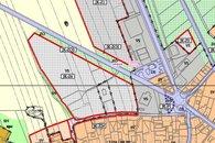 zemní plán - mapa