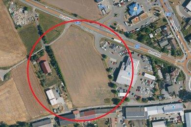 Prodej, Pozemky pro komerční výstavbu, 11039m² - Opava - Jaktař, Ev.č.: 00428