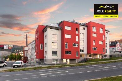 Pronájem, Kanceláře, 87m² - Opava - Předměstí, Ev.č.: 00437