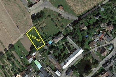 Prodej, Pozemky pro bydlení, 1205m² - Stěbořice - Jamnice, Ev.č.: 00492