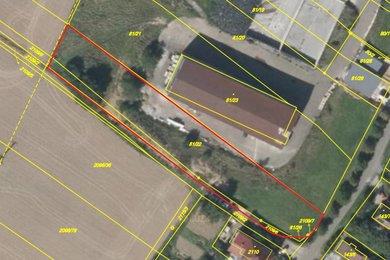 Prodej, Pozemky pro komerční výstavbu, 3260m² - Vřesina, Ev.č.: 00504