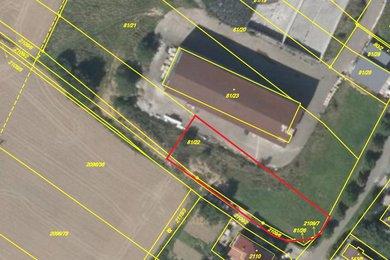 Prodej, Pozemky pro komerční výstavbu, 1600m² - Vřesina, Ev.č.: 00505