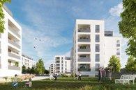 Prodej nových bytů Opava; Rezidence Kačírkova; JOLK Reality; Úvěry; Investice; 1kk; 2kk; 3kk; 4kk Pe