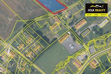 Prodej, Pozemky pro bydlení, 5011m² - Bělotín, Ev.č.: 00532