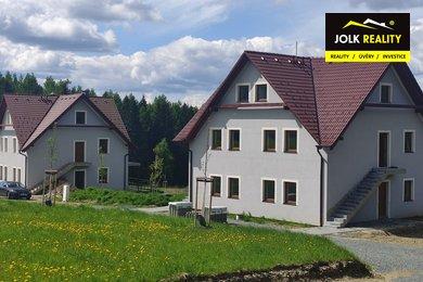 Prodej, Byty 3+kk, 92m² - Václavov u Bruntálu - Horní Václavov, Ev.č.: 00534