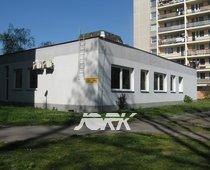 Pronájem komerčních prostor pro zdravotnictví v centru Pardubic, 137 m²