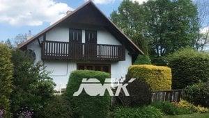 Prodej chaty s garáží a zahradou Ctětín - Vranov