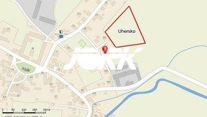 Prodej, Pozemek pro bydlení, 1000m² - Uhersko